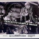 THE 7th VOYAGE of SINBAD ~ 1958 Orig R75 Movie Photo ~ RAY HARRYHAUSEN / KERWIN MATTHEWS
