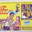 SEVENTH VOYAGE OF SINBAD ~ 1958 Orig R75 Half-Sheet Movie Poster ~ RAY HARRYHAUSEN / KERWIN MATTHEWS