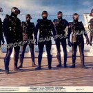 JUGGERNAUT ~ '74 Orig Movie Photo ~ Ocean Liner / FROGMEN