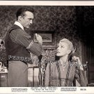 NO NAME ON THE BULLET ~ Original '59 Western Movie Photo ~ WARREN STEVENS / VIRGINIA GREY
