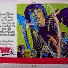 TWISTED NERVE ~ '69 Rolled Half-Sheet Movie Poster ~ HAYLEY MILLS / HYWEL BENNETT