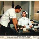 CACTUS FLOWER ~ Original '69 Color Comedy Movie Photo ~ INGRID BERGMAN / WALTER MATTHAU