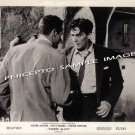 PICKUP ALLEY ~ Original '57 Film Noir Movie Photo ~ VICTOR MATURE / Crime Drama