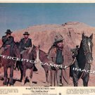 THE STALKING MOON ~ Original '68 Color Western Movie Photo ~ GREGORY PECK