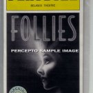 FOLLIES ~ Limited Ed 2001 NY Musical OPENING NIGHT Playbill Mag ~ STEPHEN  SONDHEIM / POLLY BERGEN