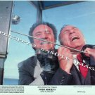 HIGH ANXIETY ~ Orig 1978 Comedy Movie Photo ~ MEL BROOKS Strangled  / ALFRED HITCHCOCK Spoof