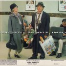 HIGH ANXIETY ~ 1978 Movie Photo ~ MEL BROOKS / MADELINE KAHN in Disguise  / ALFRED HITCHCOCK