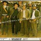 BUTCH CASSIDY & THE SUNDANCE KID ~ R'73 Movie Photo ~ PAUL NEWMAN / ROBERT REDFORD / GANG PORTRAIT