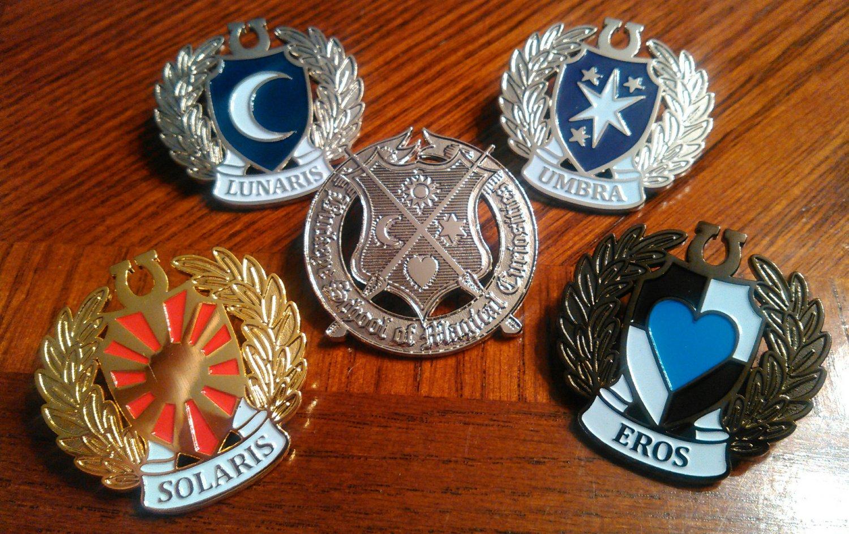 Buckeye School Crest
