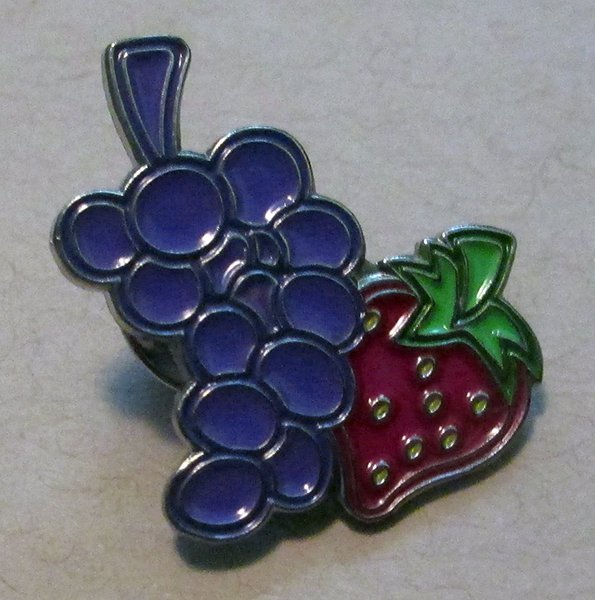 Berry Punch CM Pin