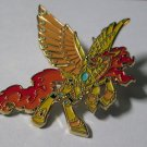 Mecha Alicorn Pin