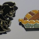 Granny Smith Pin Set