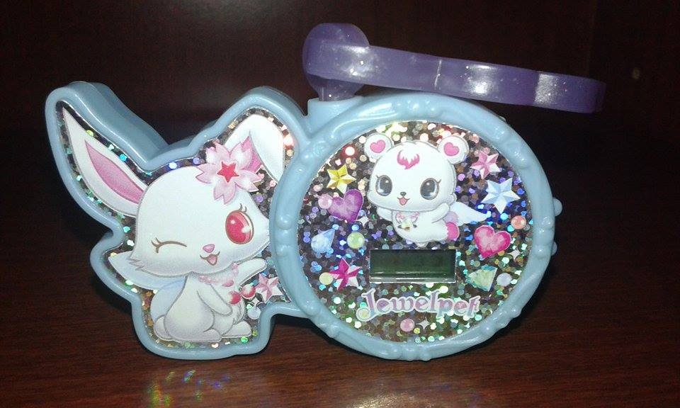 Mini Jewelpet Clock