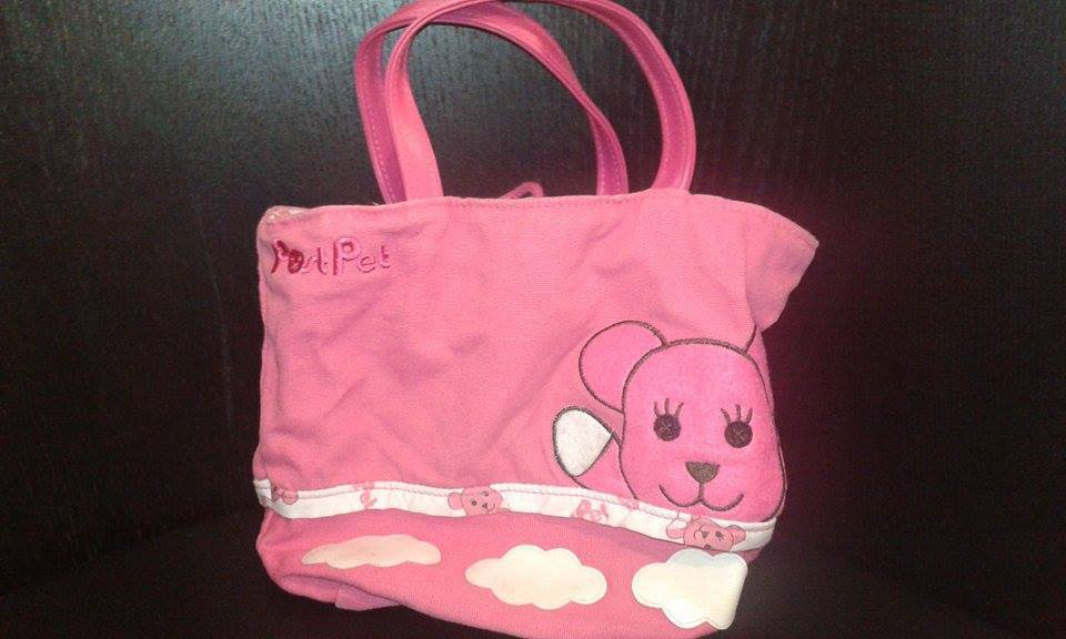 Pink handbag(limited edition)