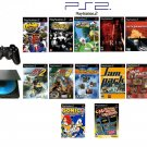 "New Slim Sony Playstation 2 ""Old School Bundle"" - 40 of Your Favorite Games + DVD Movie"