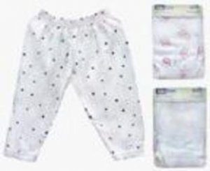 Baby Cotton Pants Size 0-9 Month