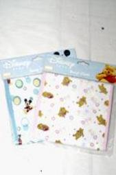 1 Disney Burp Cloth from 4 Assorted styles (AC/P)