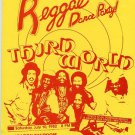 Third World 1982 Chicago Reggae Concert Handbill