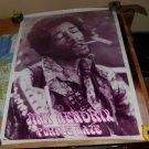 Jimi Hendrix Purple Haze Studio Photo UK Poster