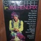 Jimi Hendrix 1993 Stone Free Tribute Promo Poster 24x36