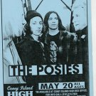 The Posies 1996 Coney Island High NYC Concert Handbill