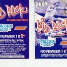 Kid Rock 1999 Hammerstein Ballroom NYC Concert Handbill Card