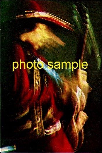 Jimi Hendrix 1968 Ohio Concert Photo 5x7 #2