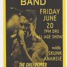 ROLLINS BAND Skunk Anansie 1997 Ft. Lauderdale Florida Concert Handbill