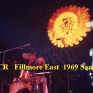 CCR John Fogerty 1970 Fillmore East Concert Photo 8x10 #2 FREE SHIPPING!