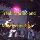 Frank Marino & Mahogany Rush 1980 Concert Photo 8x10