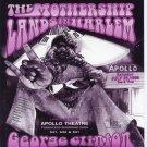 George Clinton & The P-Funk Allstars 1998 Apollo Theater NYC Concert Handbill