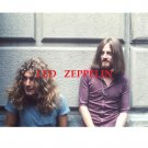 Led Zeppelin 1970's Concert Photo 8x10