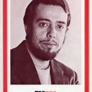 Sergio Mendes & Brasil '66 Glen Campbell 1968 Concert Program