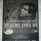 Bryan Ferry 1999 The Paramount Seattle Concert Poster