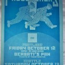 The Proclaimers 2001 Seattle Portland Concert Poster 11x17