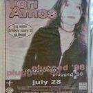 TORI AMOS 1998 Madison Square Garden NYC Newspaper Concert AD