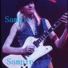 Johnny Winter 1975 Concert Photo 8x12