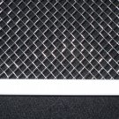 Rigid Edge trim - Binder Bar, edging, white, black, blue, red, yellow uPVC.