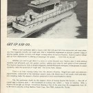 1965 Huckins Yacht Company Ad- The Fairform Flyer