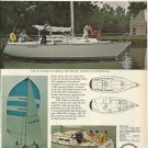 1977 C & C Yachts Color Ad- The C & C 29