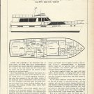 1977 Pacemaker MY66 Motor Yacht Review & Specs