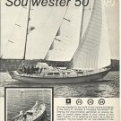 1977 Henry R Hinckley Yachts Ad- The Sou'Wester 50