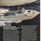 1989 Pursuit Boats Color Ad- The Pursuit 2350