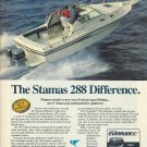 1989 Stamas Yacht Color Ad- The Stamas 288