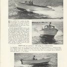 1952 Bristol Boats Ad- The Dolphin Bluefish & Bonito