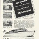 1952 Welin Davit And Boat Ad- Welin 26' Cruiser