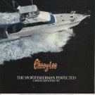 1988 Cheoy Lee Shipyards Color Ad- The 50' Sportfisherman