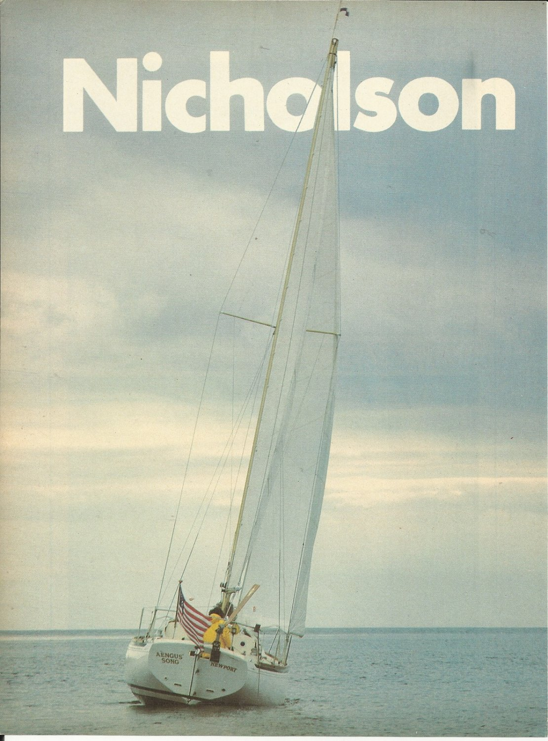 1978 Nicholson 31' Yacht Review & Photos