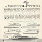1961 Bristol Yachts Ad- The 60' Gull & Bristol Tern