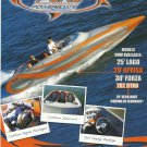 2008 Pure Performance Powerboats Color Ad- The 29' Aprisa